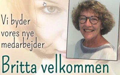 Velkommen til Britta – ny frisør hos MEA-COR