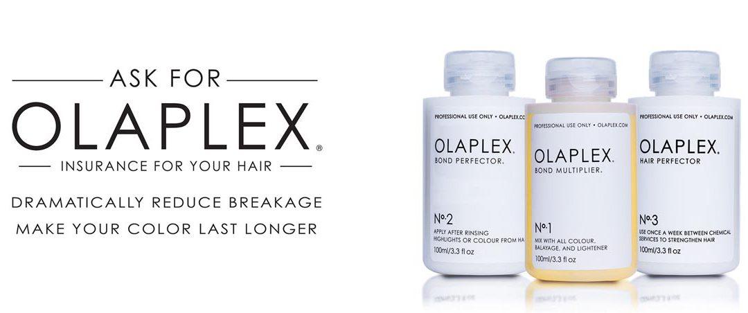 Forkæl dit sommerhår med Olaplex!